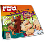 Tercer Libro. Las Aventuras de Rod en Atapuerca. En tierra de gigantes.